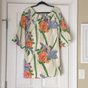 Alice and Olivia Floral Flowy Dress